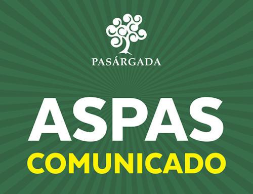Comunicado Ação Civil Pública