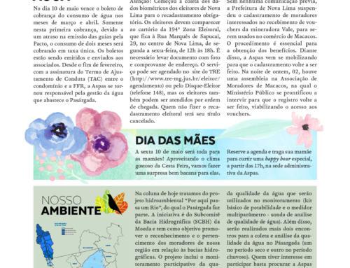 ASPAS Informa 03.05.2019